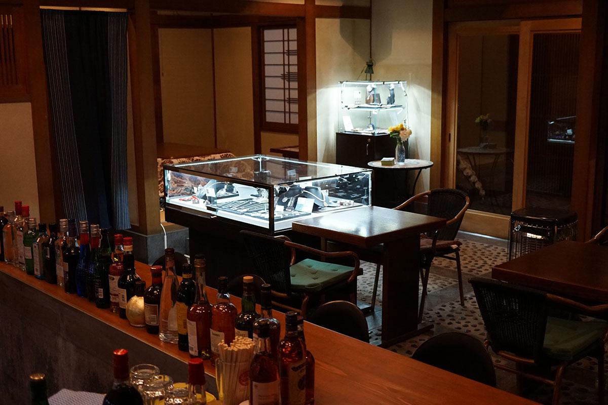 軽井沢のレストラン春告げ鳥