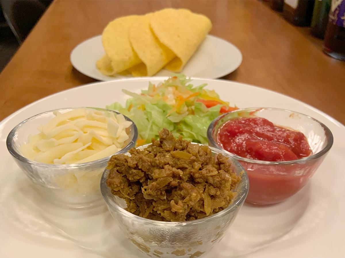 軽井沢で食べるタコス